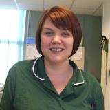 Karen Woolf, head nurse at Melton Veterinary Surgery