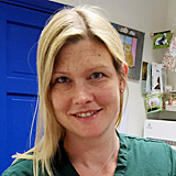 Dr Sarah Graham, veterinary surgeon at Melton Veterinary Surgery