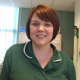 Karen Woolf, head nurse at Melton Veterinary Surgery